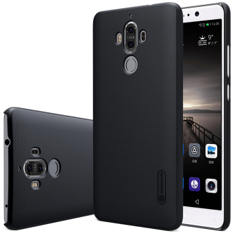 NILLKIN Frosted Shield Back Cover Case For Huawei Mate 9 (Black) -intl Price Philippines