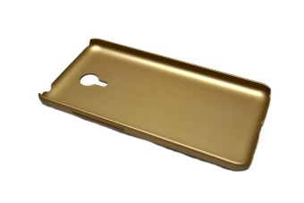 Nillkin Frosted Shield Hard Case for Meizu M2 Note (Gold) - picture 2