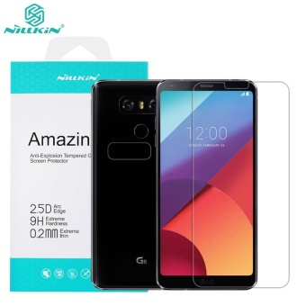 Nillkin Glass Film for LG G6 0.2mm screen protector for LG G6 tempered glass film anti-scratch glass Protective film - intl