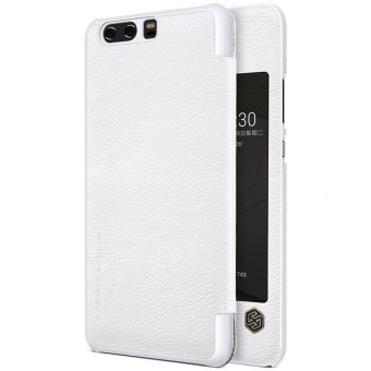 Nillkin Leather Case Cover Phone Bags For Huawei P10 - intl Price Philippines