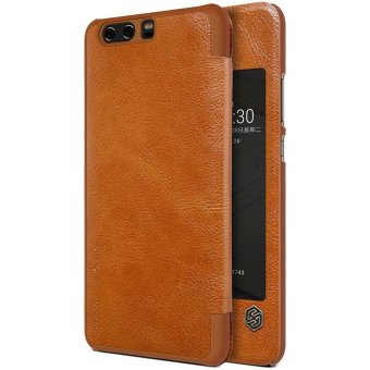 Nillkin Leather Case Cover Phone Bags For Huawei P10 Plus - intl Price Philippines