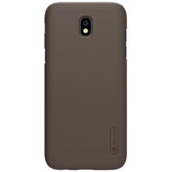 Nillkin Matte PC cover for Samsung Galaxy J7 2017 case PC Hard casefor Samsung Galaxy J7 Pro J730F phone shell Gift Screen Film - intl - 3