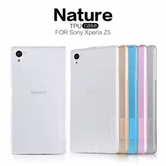 Nillkin Nature Series TPU Case for SONY Experia Z5 (E5803 E6603E6633 E6653 E6683) (Clear) Price Philippines