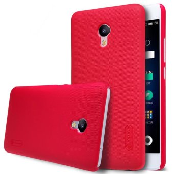 Nillkin PC Matte Super Frosted Shield Back Case For MEIZU M3E (Red)intl