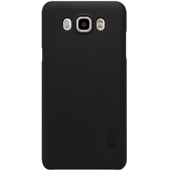 Nillkin PC Matte Super Frosted Shield Back Case for Samsung GalaxyJ7108 / J7 2016 (Black) intl