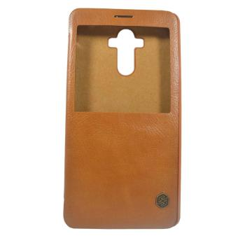 Nillkin Qin Leather Case for Huawei Ascend Mate 9 (Brown) Price Philippines