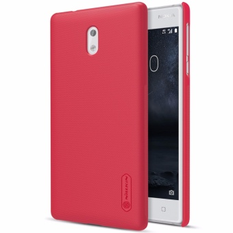 Nillkin Super Frosted Shield Back Cover Case for Nokia 3 - intl