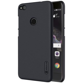 NILLKIN Super Frosted Shield Hard Back Case for Huawei P8 Lite (2017) / Honor 8 Lite - Black - intl