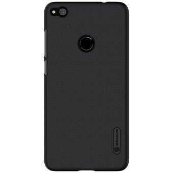 NILLKIN Super Frosted Shield Hard Back Case for Huawei P8 Lite (2017) / Honor 8 Lite - Black - intl - 3