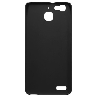 NILLKIN Super Frosted Shield hard back cover for Huawei Gr3 / EnjoY5S with Screen Protector (Black) - intl - 2