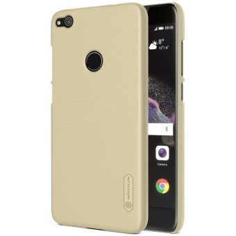 NILLKIN Super Frosted Shield Hard Protective Case for Huawei P8Lite (2017) / Honor 8 Lite - Gold - intl Price Philippines