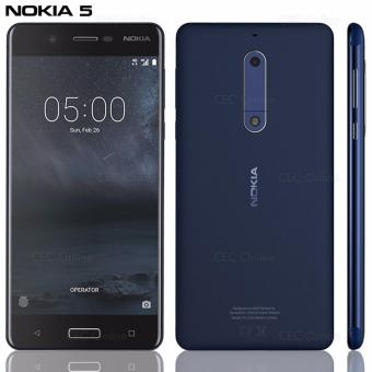 Nokia 5 16GB Dual SIM 4G LTE Fingerprint Scanner TA-1053 (Tempered Blue)