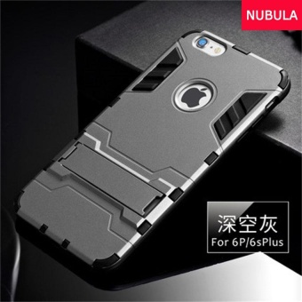 NUBULA 360 degrees Ultra-thin Hard Back Cover For iphone 6 Plus /6s Plus