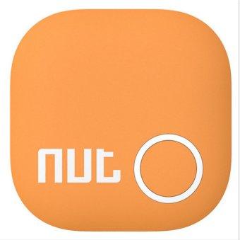 Nut 2 Tag Bluetooth Tracker GPS Locator Alarm (Orange)