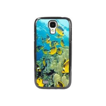 Ocean Seas Pattern Phone Case for Samsung Galaxy S4 (Multicolor)