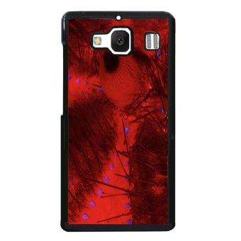 Ocean Seas Phone Case for XiaoMi RedMi 2 (Black)