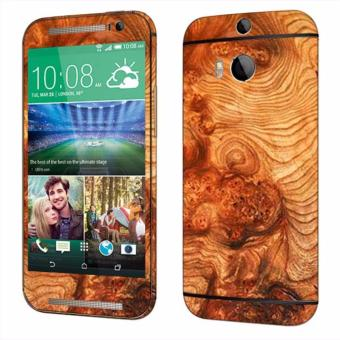 Oddstickers Wood 1 Phone Skin Cover for HTC One M8 Price Philippines