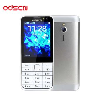 ODSCN 230 2.8'' Basic Mobile Phone Dual Sim (Silver)