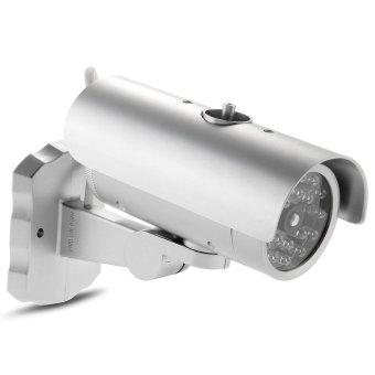 OEM Dummy Bullet Home Kamera CCTV - Putih - picture 2