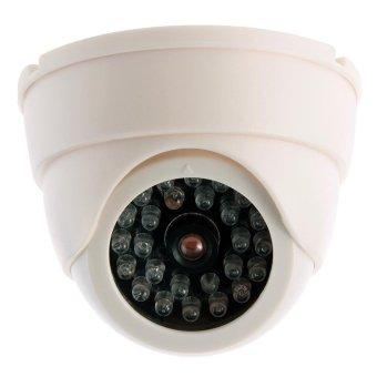 OEM Dummy Dome Home Kamera CCTV - Putih - 2