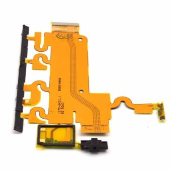 OEM Flex Cable Ribbon Power On Off Button for Sony Xperia Z1 L39hC6903 - intl