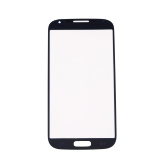 OH Front Glass Lens Screen Replacement For Samsung Galaxy S4 i9500 Cover Case Black
