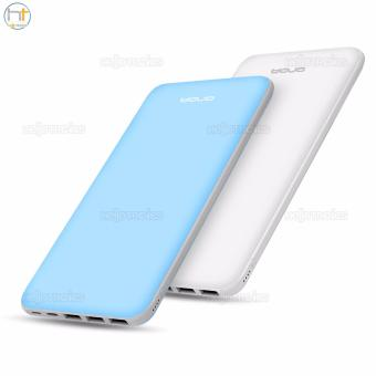 ONDA N200T 20000 mAh Fast-Charger 3.0 Portable Battery Power Bank(Light Blue) with ONDA N200T 2000mah Powerbank (White)