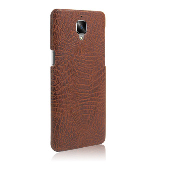 OnePlus 3t/3t crocodile pattern protective case phone case