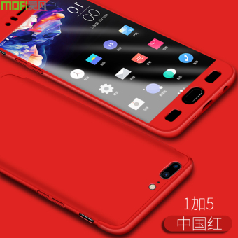 OnePlus oneplus5 cool silicone whole package drop-resistant case phone case