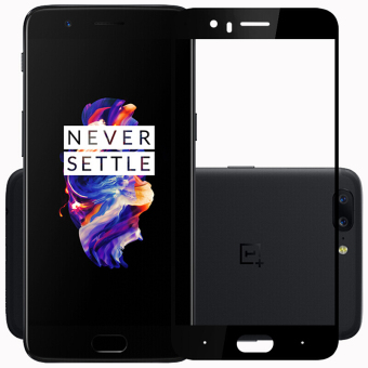 OnePlus oneplus5 full-screen curved surface full cover phone protector Film