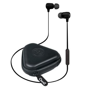 Oontz Budz2 Cambridge Soundworks -Wireless BluetoothHeadphones(Black) - 2