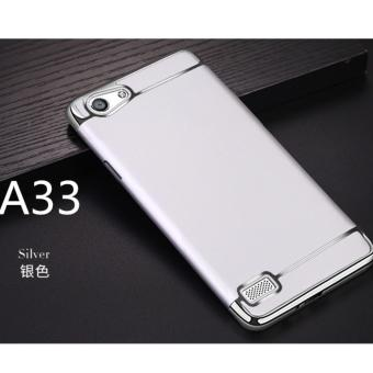 OPPO A33T/ Neo7 3in1 Anti-fingerprint Shockproof Electroplate FrameCase