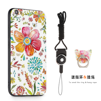 Oppo a59s/a59m relief soft silicone drop-resistant sets phone case