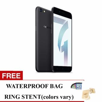 OPPO A71 16GB -8 CORE CPU(BLACK)W/ FREE WATERPROOF BAG & RING STENT