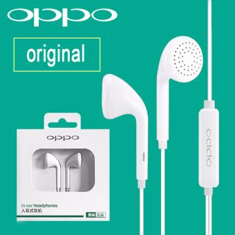 OPPO Headset Earphone In-ear 3.5mm with Remote and Mic for Oppo A33/ A31