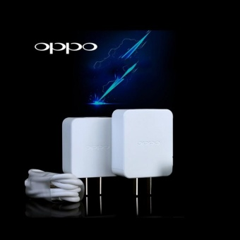 OPPO Original Charger For Oppo A37 With Cable - 4