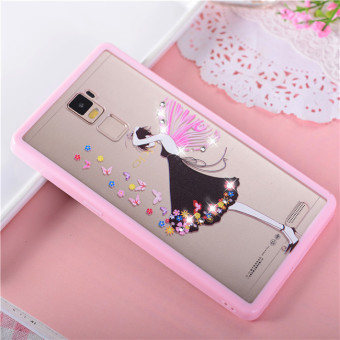 Oppo R7 mobile phone acrylic protective case