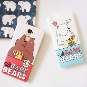 Oppo R7/r7plus/A53/r9plus Xiong Caihui couple's sets phone case