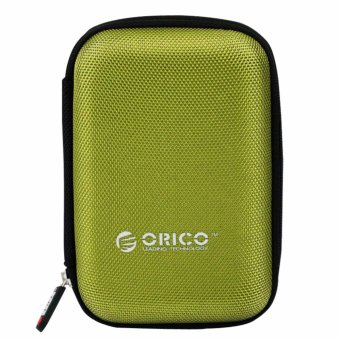 ORICO PHD-25 2.5 Inch SATA HDD Case Hard Drive Disk Protect CoverBox(Green)
