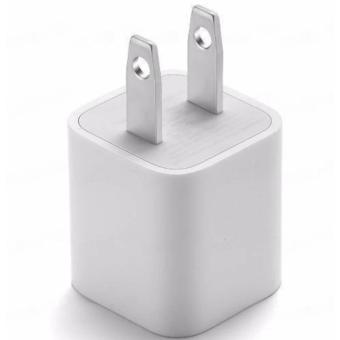 Original Apple 5W Charger with Lightning Cable for iPhone 5/5c/6/6+/7/7+ - 2