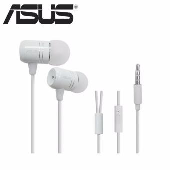 Original Asus Earphone Microphone Fashionable Music Stereo MobilePhone in Ear Headset 3.5mm Plug Suit For All Kinds Of Palyers Price Philippines