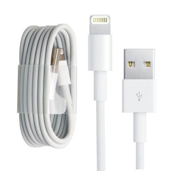 Original Data USB Lightning Charger Cable for Apple iPhone 6 6s plus 5 5s 5c iPhone 7 7s - intl