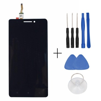 Original For Lenovo K50-T5/K3 note LCD and Touch Screen Assemblyperfect replacement for Lenovo K50-T5+3m Tape+Opening RepairTools+glue - intl