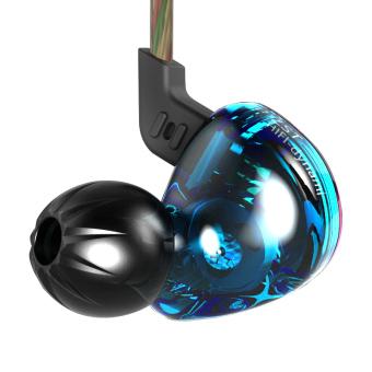 Original KZ ZST Colour Balanced Armature+Dynamic Hybrid Dual Driver Earphones HIFI Earbuds Bass Headset In-ear Earphones Without Microphone - intl - 5
