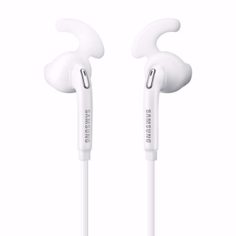 Original Samsung EG920B In-Line Multi-Function Answer/Call ButtonWired Stereo Headset (White)