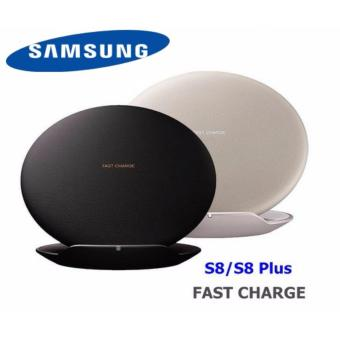 Original Samsung S8 Fast Wireless Charger For SAMSUNG GALAXY S7 S7edge S6 edge Plus Note 5 Note 7 S8 S8 Plus Wireless Charger