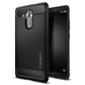 Original Spigen Rugged Armor Case Cover Casing For Huawei Mate 8(Color:c0) - intl