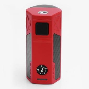 Original Tesla Invader 2/3 240W / 360W VV APV Vape Variable Voltage Mod - Red, Zinc Alloy - 3