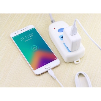 Original VIVO 5V/2A USB Wall charger Adapter + Micro USB Data CableFor VIVO xplay3S V3 x5pro X6s X710 y67 - 3