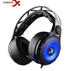 Original XIBERIA T18 Deep Bass 7.1 Surround Sound Gaming HeadphoneWith Microphone For Computer PC Gamer -